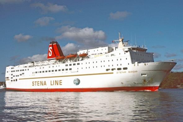 Stena Saga - 1