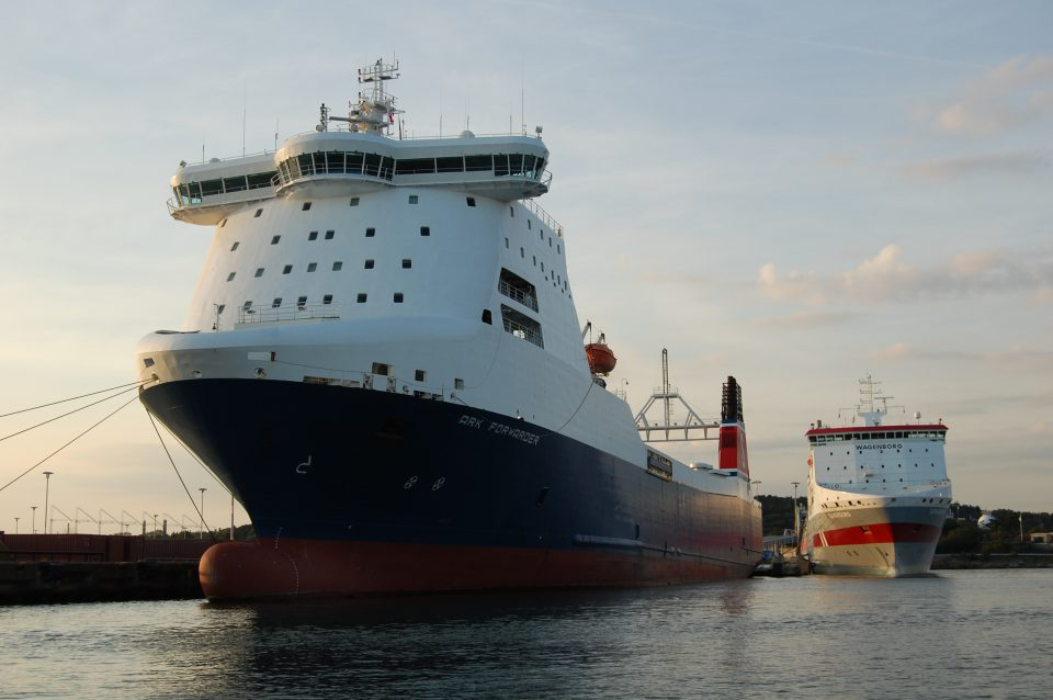 the motor vessel